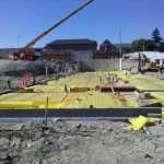 East end underslab
