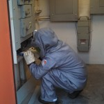 Checking voltage Port of Seattle